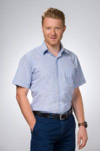 Piotr - Resident Service Manager